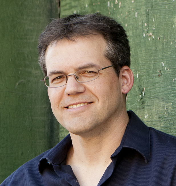 ken budd author photo